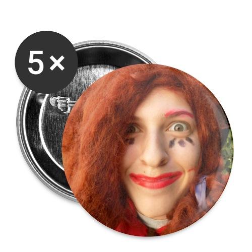 Ivy Walker Button - Small Buttons