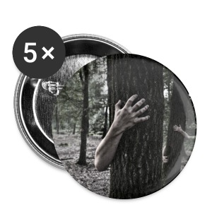 Arm on Tree Button - Large Buttons
