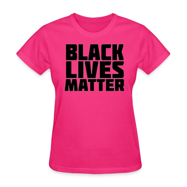 Women - Black Lives Matter