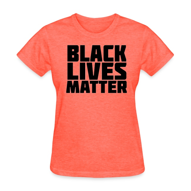 Women - Black Lives Matter