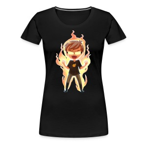 Brenbee (4ladies) - Women's Premium T-Shirt