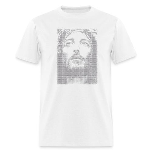 Digital Jesus - Men's T-Shirt
