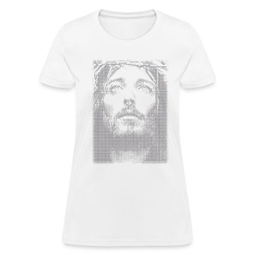 Digital Jesus - Women's T-Shirt