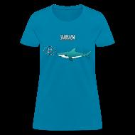 T-Shirts ~ Women's T-Shirt ~ Sharkasm