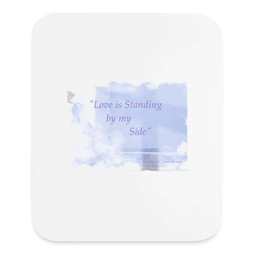 God's Love. John 3:16 Mouse Pad - Mouse pad Vertical