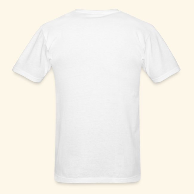Jones Big Ass T-Shirt - White as Hell