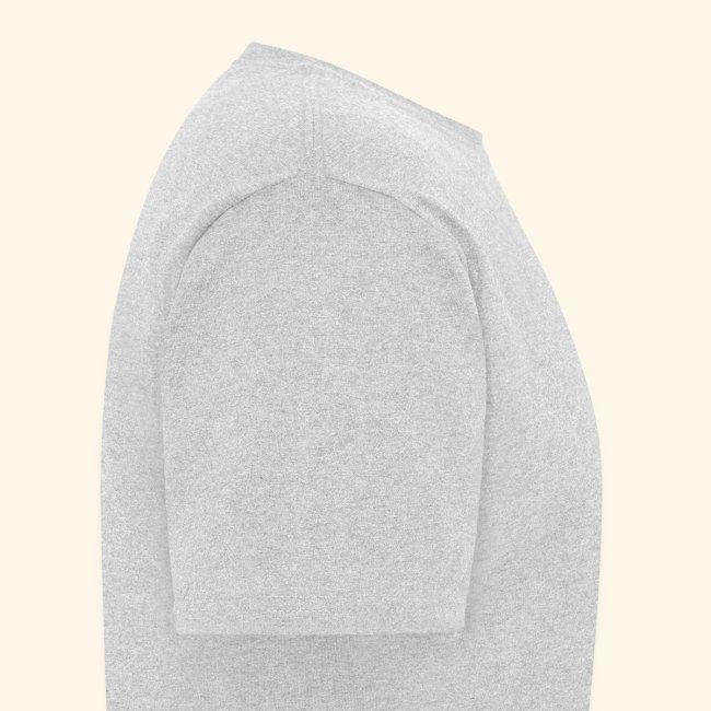 Jones Big Ass T-Shirt - White as Hell