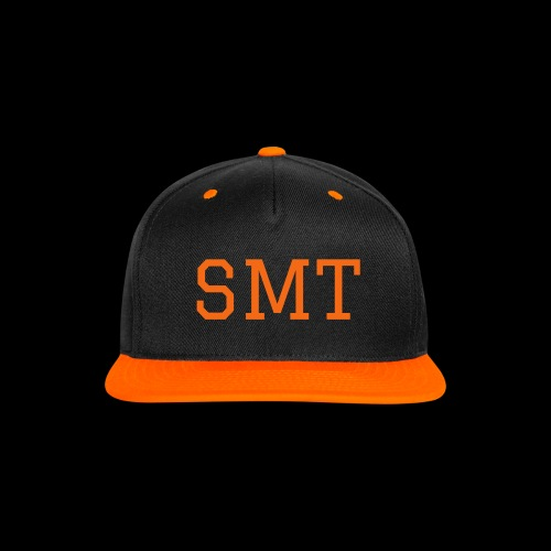 Orange SMT - Snap-back Baseball Cap