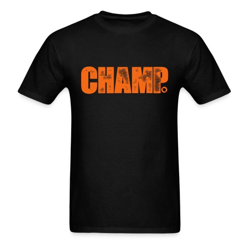 Champ. T - Men's T-Shirt