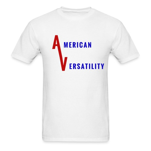American Versatility Premium Men's Shirt - Men's T-Shirt