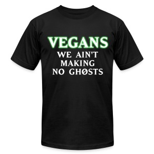 No Ghosts - Men's Fine Jersey T-Shirt