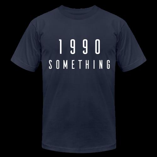 1990 (M) - Men's Fine Jersey T-Shirt