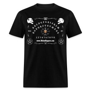 Kryptic Gate Keepaz Ouija Board T-Shirt - Men's T-Shirt
