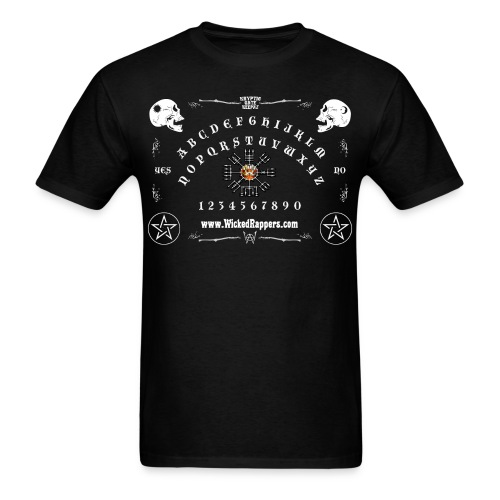 Kryptic Gate Keepaz Ouija Board T-Shirt - Men's T-Shirt