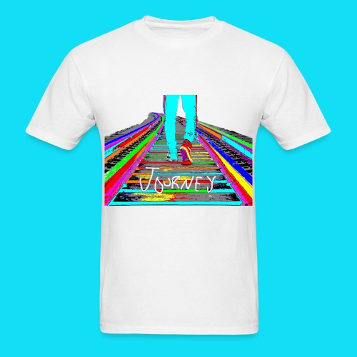 MEN'S JOURNEY TEE - Men's T-Shirt