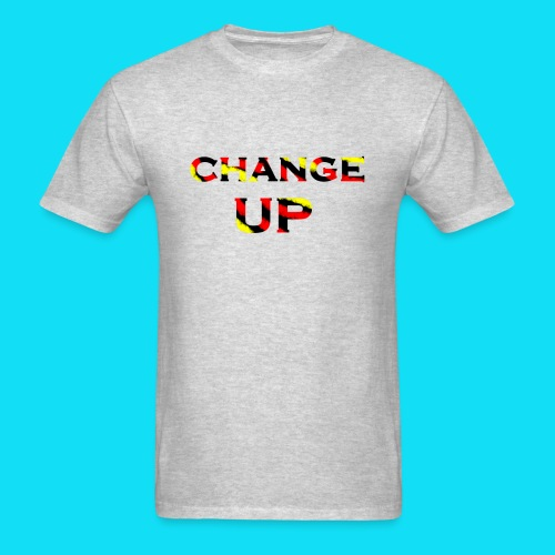 MEN'S CHANGE UP - Men's T-Shirt