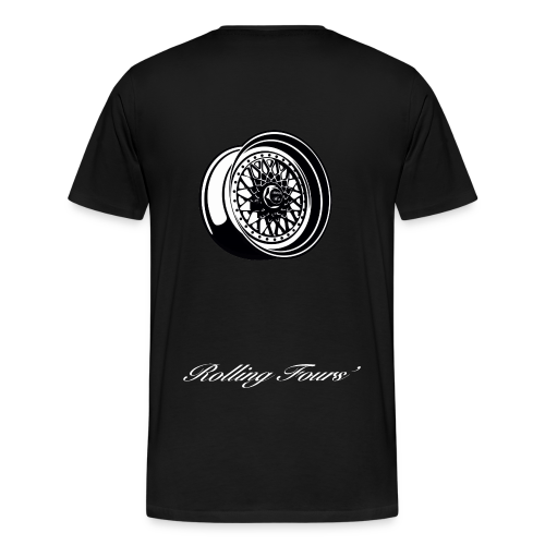 Classy Fours - Men's Premium T-Shirt