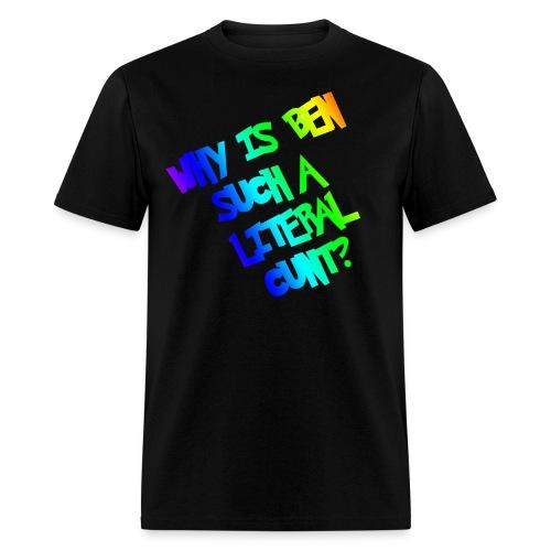 Ben? Men's T-Shirt - Men's T-Shirt