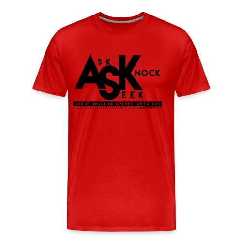 Unlimitee - ASK - Men's Premium T-Shirt
