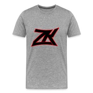 GREY Men's Tee - Men's Premium T-Shirt