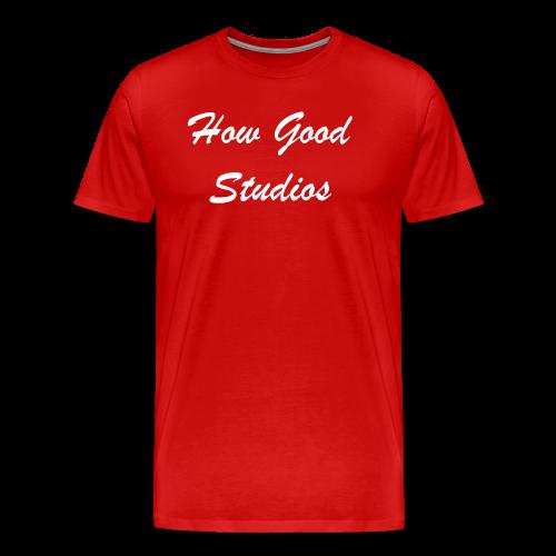 LLA - HowGoodStudios - Men's - Men's Premium T-Shirt