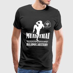 Muaythai - Thai boxing association of america - Men's Premium T-Shirt