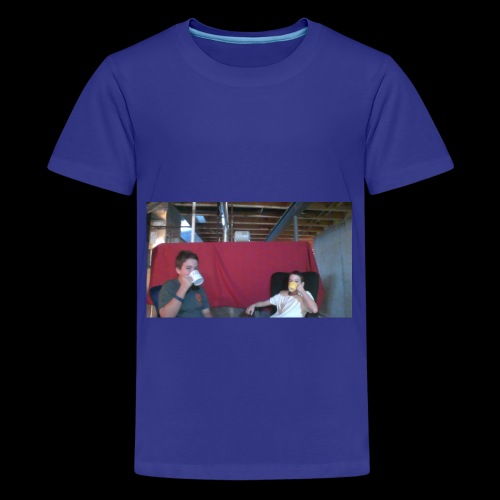 Jaguar Minion Studios Kids Shirt! - Kids' Premium T-Shirt