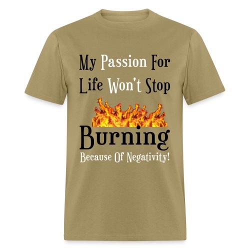 Passion Design For Men - Men's T-Shirt