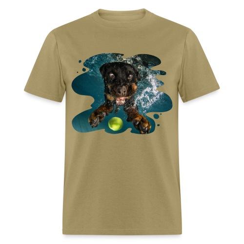 Water Rottie - Men's T-Shirt