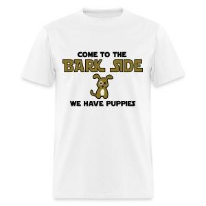 Bark Side - Men's T-Shirt