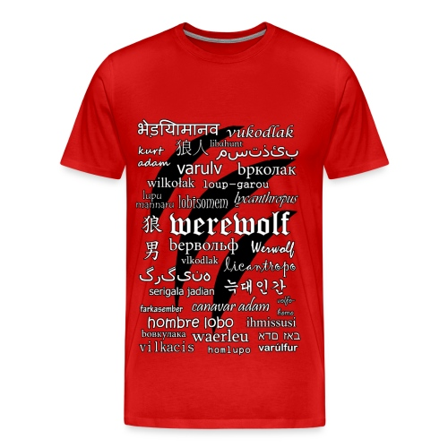 Werewolf in 33 Languages