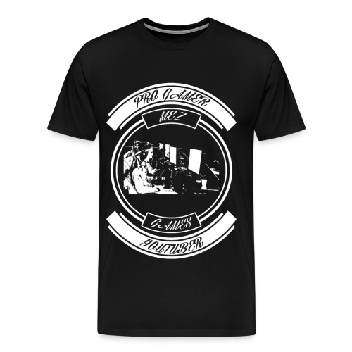 PRO GAMER | YOUTUBER. Premium T-Shirt - Men's Premium T-Shirt
