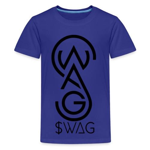 SWAG KID SHIRT - Kids' Premium T-Shirt