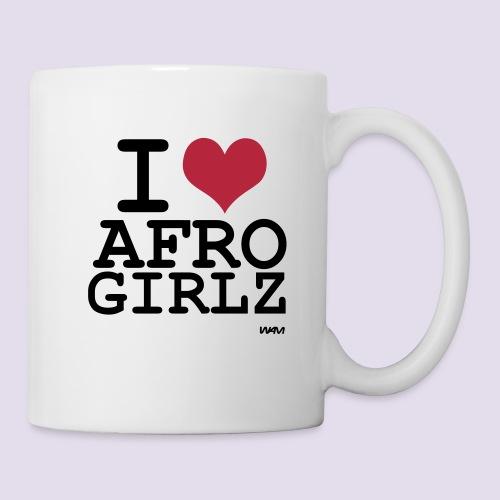 Afro Girlz Coffee Mug - Coffee/Tea Mug