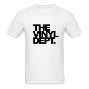 Vinyl Don - Men's T-Shirt