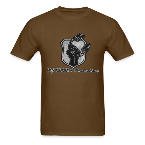 MMA Logo Men's T-Shirt (Various Colors Available) - Men's T-Shirt