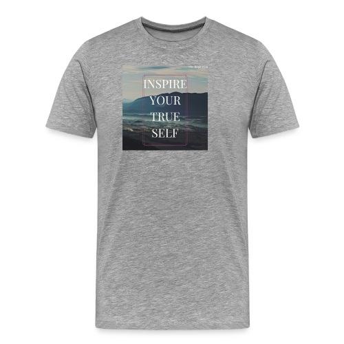 Dr. Inspiration Self-Inspiration - Men's Premium T-Shirt
