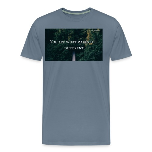 Dr. inspiration Nature 2 - Men's Premium T-Shirt