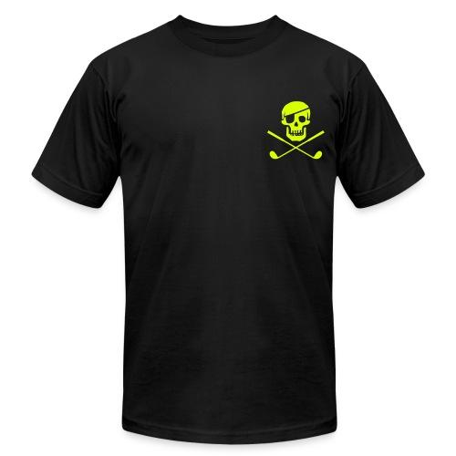 Big Jolly - Neon Yellow - Men's Fine Jersey T-Shirt