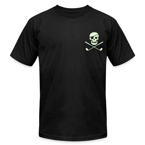 Big Jolly - Moon Glow - Men's Fine Jersey T-Shirt