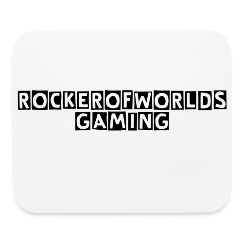 RockerOfWorlds Gaming Mouse Pad - Mouse pad Horizontal