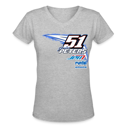 Peters2015_Youth - Women's V-Neck T-Shirt