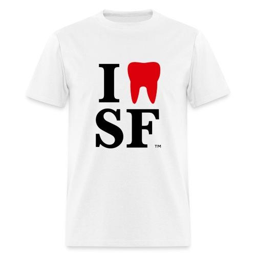 iToothSF Logo Tee (Men's) - Men's T-Shirt
