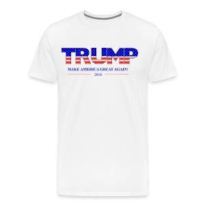 Trump for America - Men's Premium T-Shirt