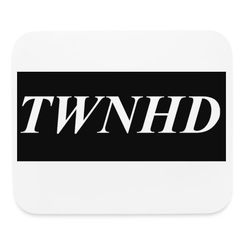TWNHD Logo Mouse pad Horizontal - Mouse pad Horizontal