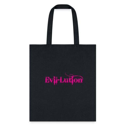 Evil-Lution Tote Bag - Tote Bag