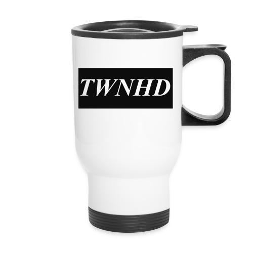 TWNHD Logo Travel Mug - Travel Mug