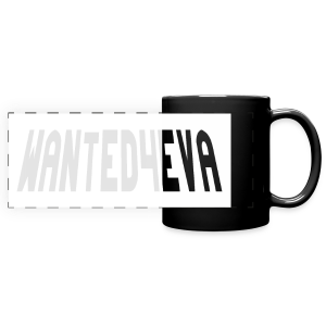 WANTED4EVA BOXED MUG - Full Color Panoramic Mug
