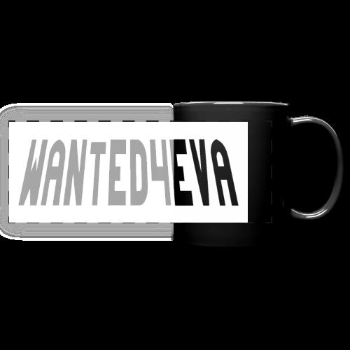 WANTED4EVA BOXED MUG - Full Color Panoramic Mug
