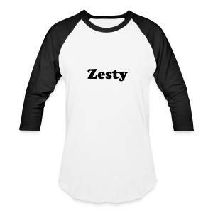 Zesty 4 - Baseball T-Shirt